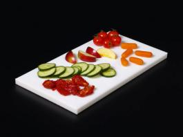 White Cutting Board