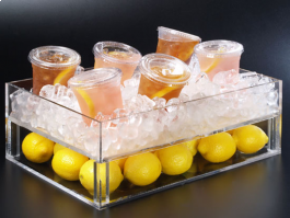 Cold Beverage Tray